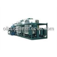 Waste Engine Oil Regeneration Machine
