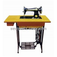 JA2-2 New butterfly Household Sewing Machine complete set