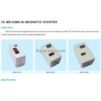 Magnetic Starter (HL MS-K&MS-N)