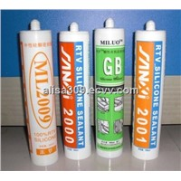 glass sealant(RTV silicone sealant)