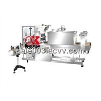 Single Pushing Full-Auto Heat Shrink Packing Machine