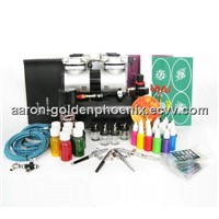 Temporary Airbrush Tattoo & Nail Kit