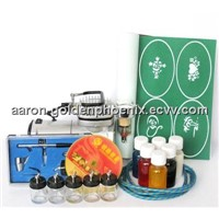 Temporary Airbrush Tattoo Starter Kit