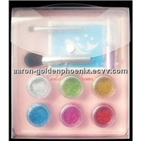 Airbrush Tattoo-New Glitter Tattoo Kit