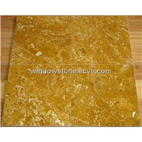 Stone Tiles in Tong Yellow