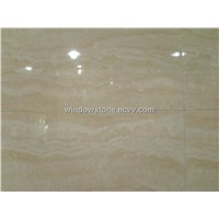 Ceramic Tile with Landscape Vein