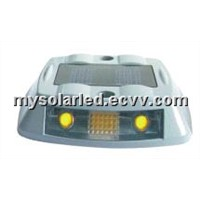 Solar Roadway Safety Light
