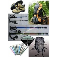 Alpenstocks, trekking pole, ski pole,Nordic walking
