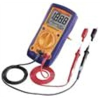 Auto Digital Multimeter and Engine Analyzer