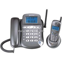 Cordless Phone with Cordless Handset