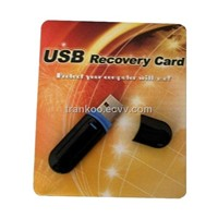 Data Recovery Card