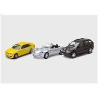 Die casting cars