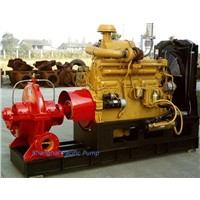 Diesel Engine Drive Fire Pump (XBC)