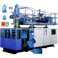Extrusion Blow Moulding Machine for 3/5 Gallon Water Container