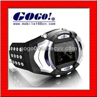 Fashion GSM Watch Phone with Keypad And Touch Screen
