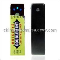 chewing gum Pinhole Camcorder Spy Camera