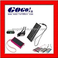 Multi-Function Solar Emergency Charger (GT003)