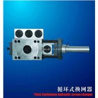 Plate Hydraulic Rotative Screen Changer
