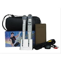 Recordable Karaoke Microphone(MK5+MK-501)