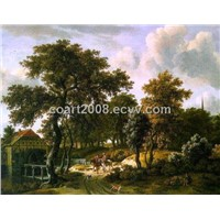 Reproduction Landscape Oil Painting