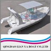 Rigid Inflatable Boat HYP660 with CE