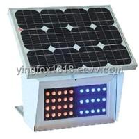 Solar Traffic Light (TL01007)