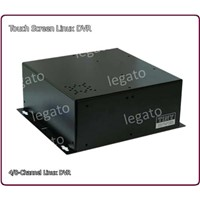 Touch Screen Linux DVR