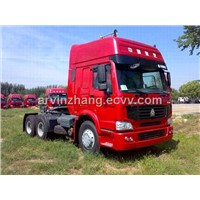 Tractor Truck/Towing Truck/Howo 6*4 375ps