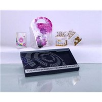 Transparent plastic box PP folding boxes