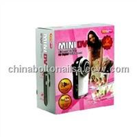 Ultra-small Popular HD Digital Video Camera - Mini DV + 2GB Card
