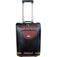Women's luggage, Lady's luggage, Wheeled Leather Luggage