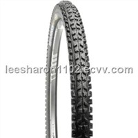 Bicycle Tire And Inner Tube