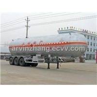 Chemical Liquid Tanker Semi-Trailer