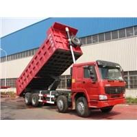 howo dump trucks of all driving types