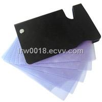 metal credit card holder