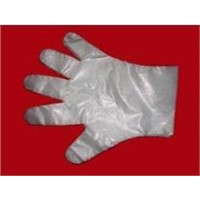 pe/cpe/vinyl disposable glove