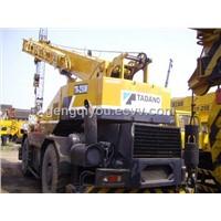 Used Tadano TR250m Truck Crane