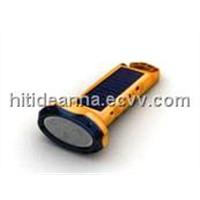 Solar Flashlight