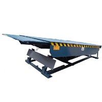 Telescopic Lip Dock Leveler