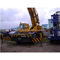 Used Rough Terrain Crane