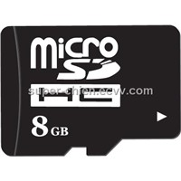 Micro SDHC Card 8GB - Memory Card