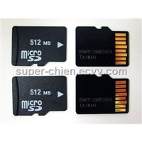 Micro SD Card 512 - Memory Card