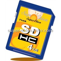 SDHC Card 4GB - SD Memory Card