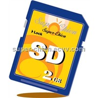 SD Card 2GB - Secure Digital Memory Card