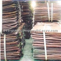 Copper Cathode and Copper Mill Berry