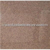Sunshine Red Granite Tile