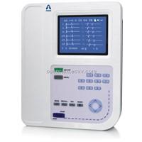 12 Channel Digital EKG Machine