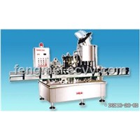 DGX24-32-10C Fully-Automatic Aerated Beverage Rinser Filler and Capper