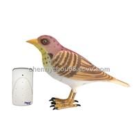 Downy Bird Doorbell