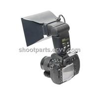 Flash Diffuser Soft Box for Canon, Nikon, Sony & Olympus
